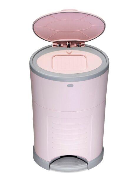 0013812_korbell-nappy-disposal-bin-16-litre-soft-pink