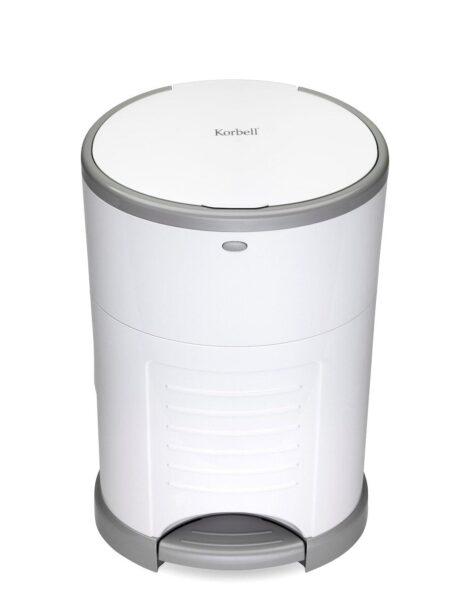 0013821_korbell-nappy-disposal-bin-16-litre-white