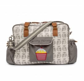 Pink Lining Yummy Mummy Changing Bag Wise Owl