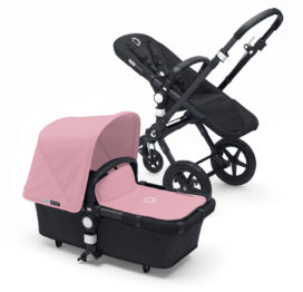 bugaboo-cameleon-black-frame-soft-pink-pushchair-and-carrycot