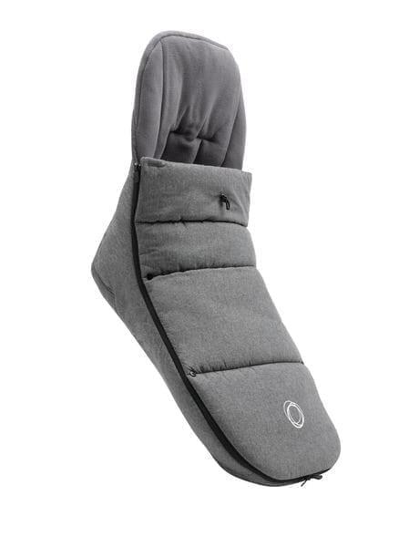 bugaboo-footmuff-grey-melange