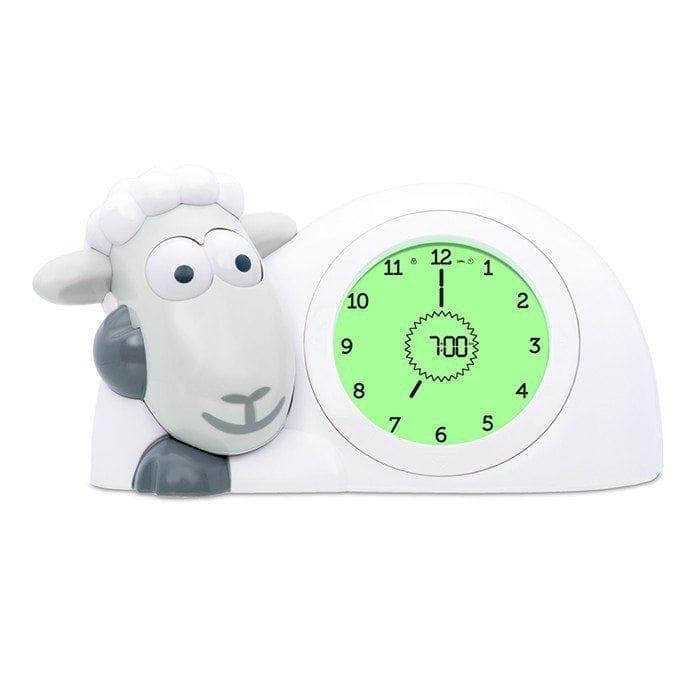 Zazu Sam Sleep Trainer Clock Grey