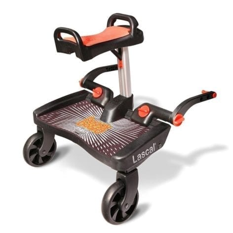lascal-maxi-plus-buggyboard-and-seat