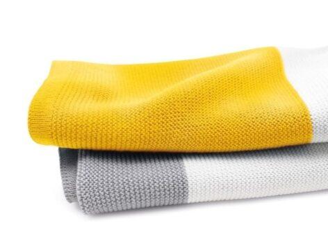 bugaboo-light-cotton-blanket-bright-yellow