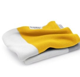 bugaboo-lightweight-cotton-blanket-bright-yellow
