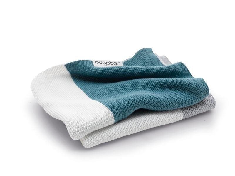 bugaboo-lightweight-cotton-blanket-petrol-blue