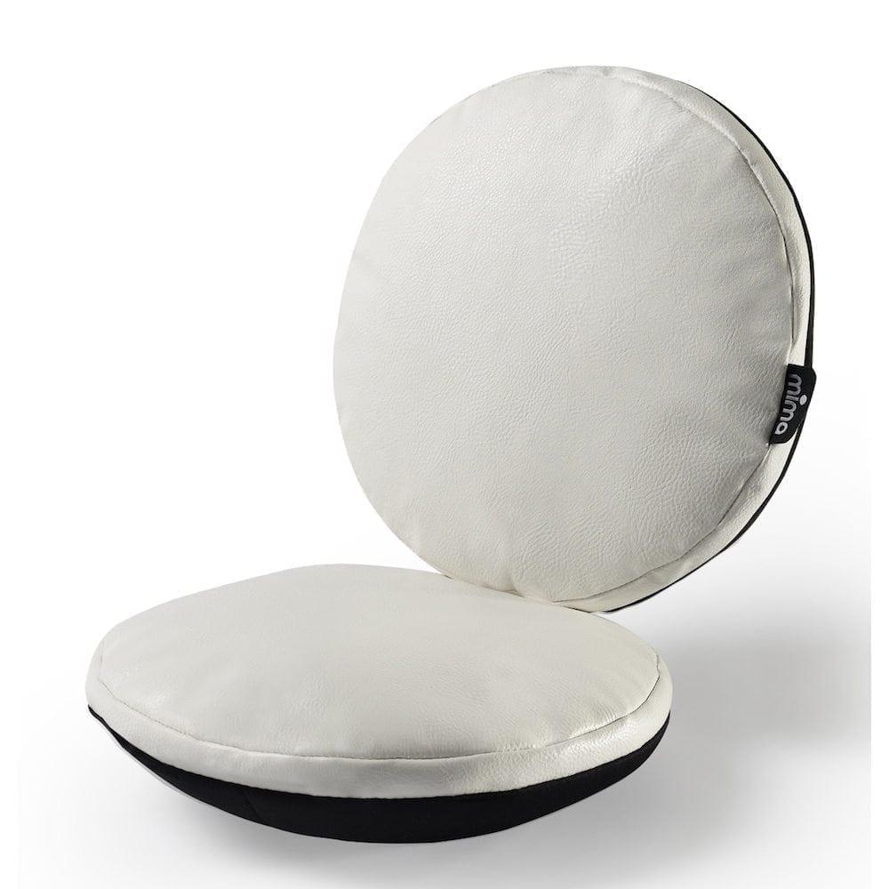 Moon Jnr seat pad white