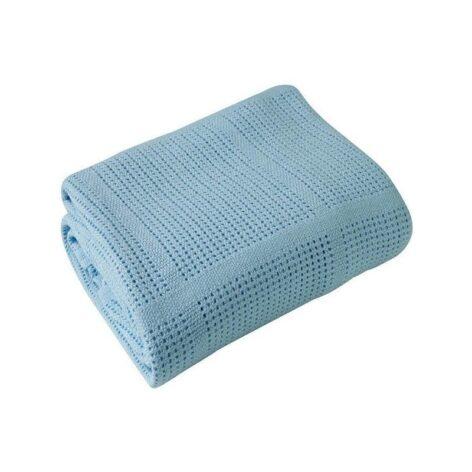 clair-de-lune-cellular-blanket-blue