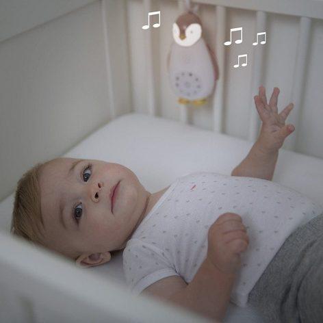 Zazu Zoe Penguin Music Box
