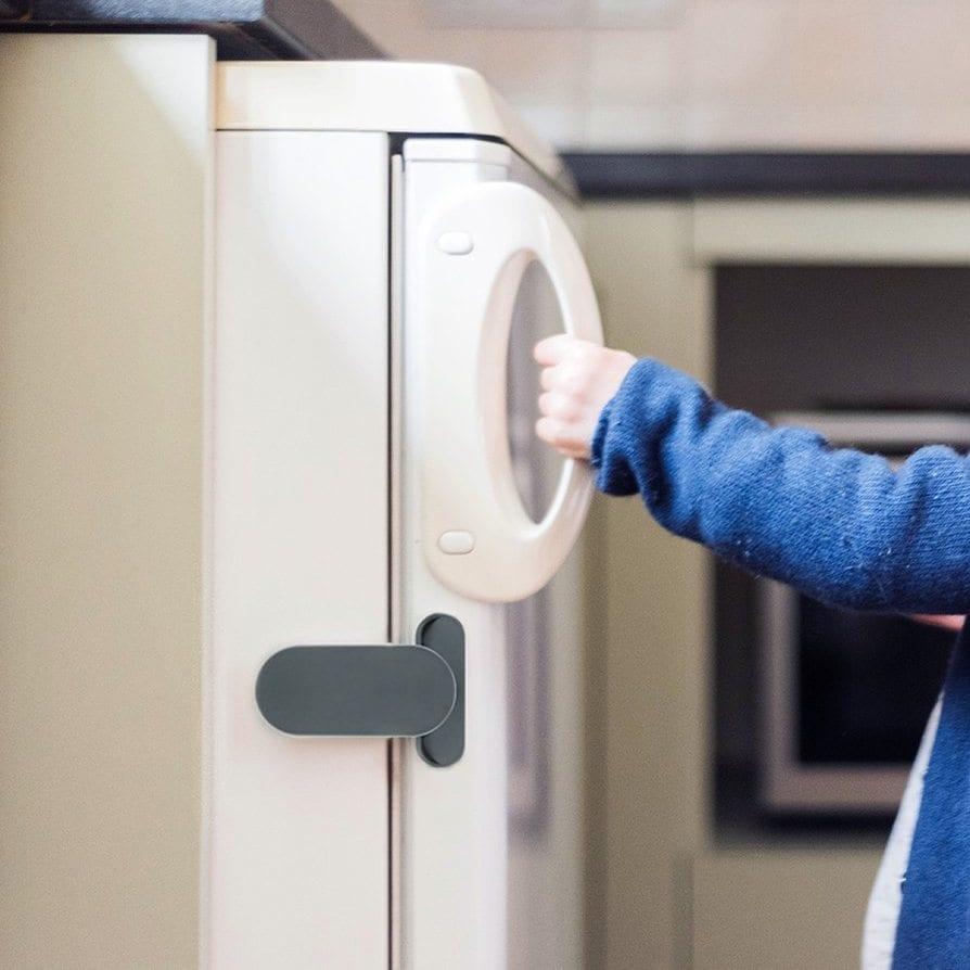 Fred Safety Fridge Freezer Latch
