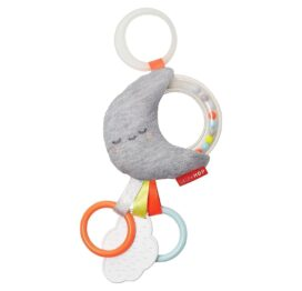 Skip Hop Silver Lining Cloud Moon Rattle