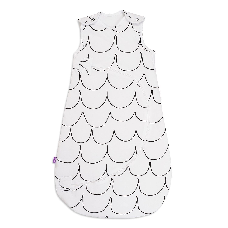 SnuzPouch Baby Sleeping Bag Mono Wave