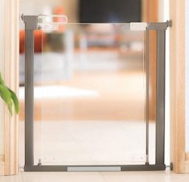 Fred Clear View Pressure Fit Child Safety Gate