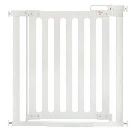 Fred White Wood Pressure Fit Child Safety Gate
