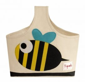 3 Sprouts Storage Caddy Bumblebee