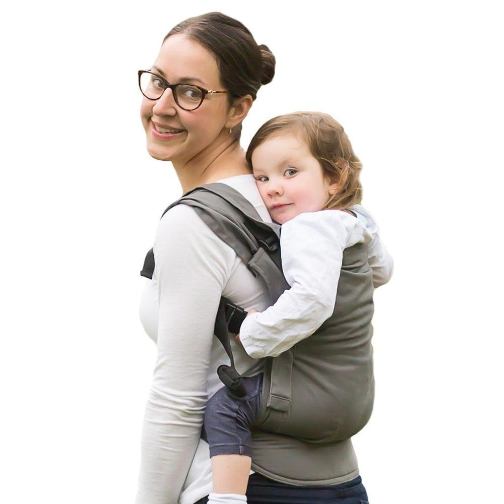 Izmi Baby Toddler Carrier Mid Grey