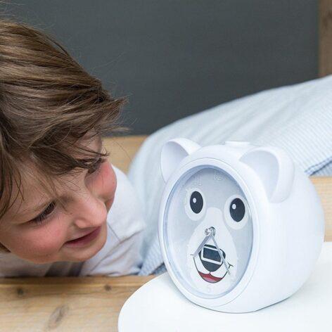 Zazu Bobby Bear Sleep Trainer Clock