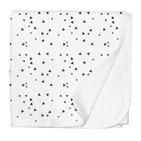 Silly Billyz Pram Blanket Triangles