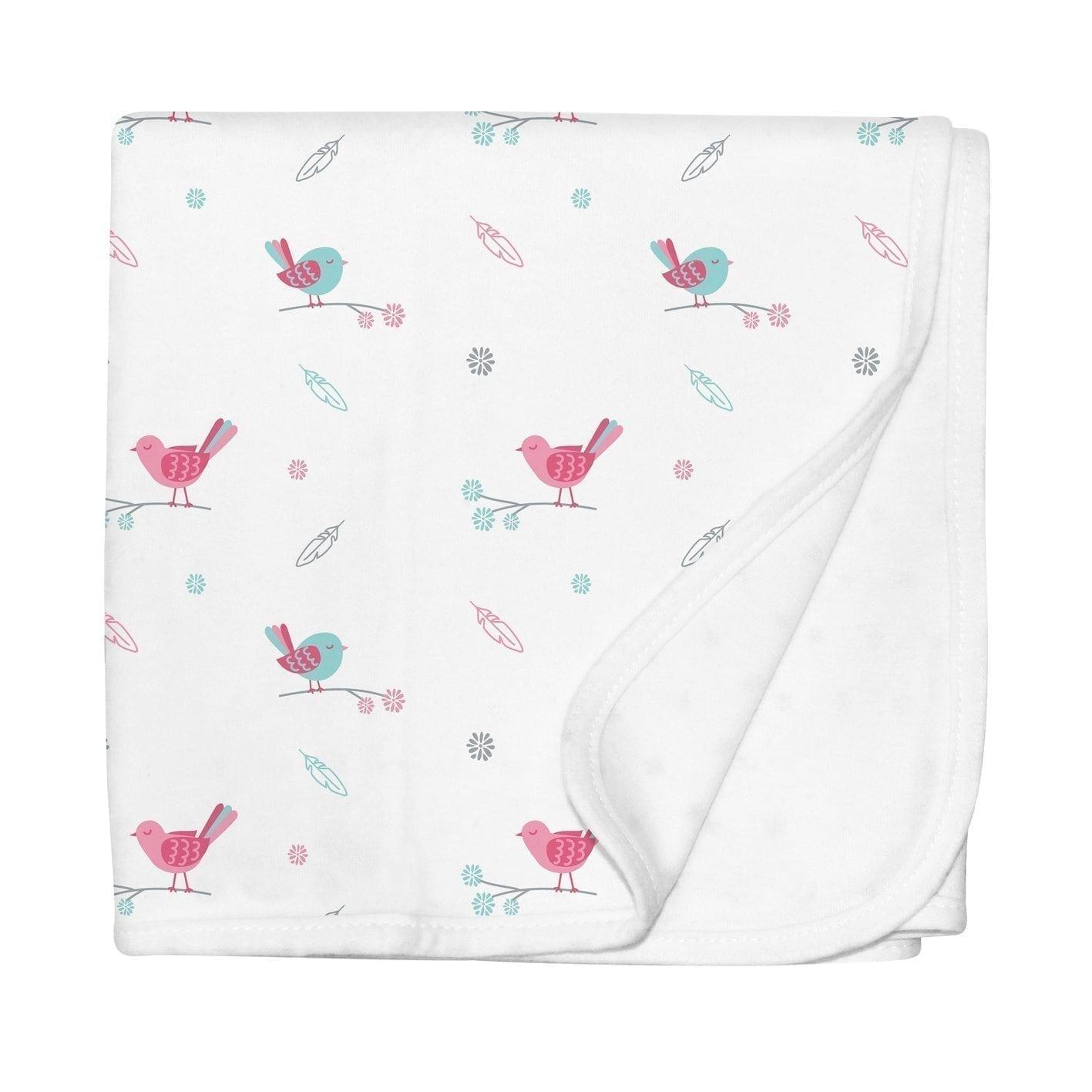 Silly Billyz Pram Blanket Birdy