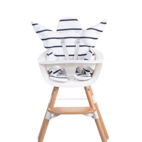 Universal Angel Seat Cushion Jersey Blue Stripes