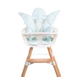 Universal Angel Seat Cushion Jersey Mint Blue