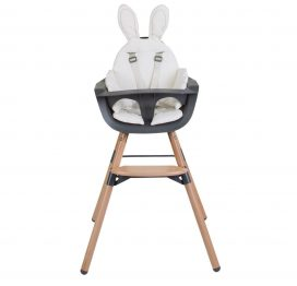 Universal Rabbit Seat Cushion Jersey White