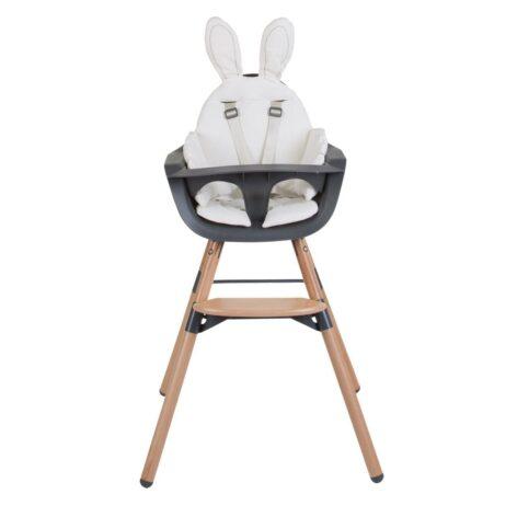 Universal Rabbit Seat Cushion Jersey White
