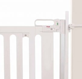 Fred Safety Universal Stair Post Fitting Kit White