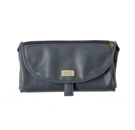 Isoki Change Mat Clutch Balmain Charcoal