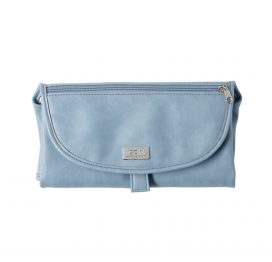 isoki change mat clutch Eden Blue
