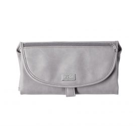 isoki change mat clutch portsea grey