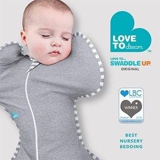 Love to Dream Award Winning Baby Swaddle