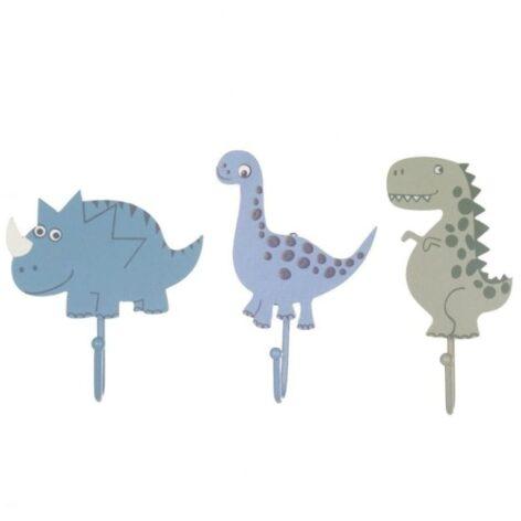 Dinosaur Wall Hooks