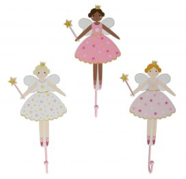 Fairy Princess Wall Hooks