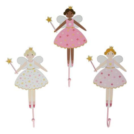 Fairy Princess Wall Hooks