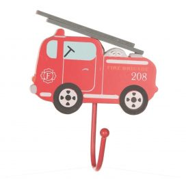 Fire Engine Single Wall Hook