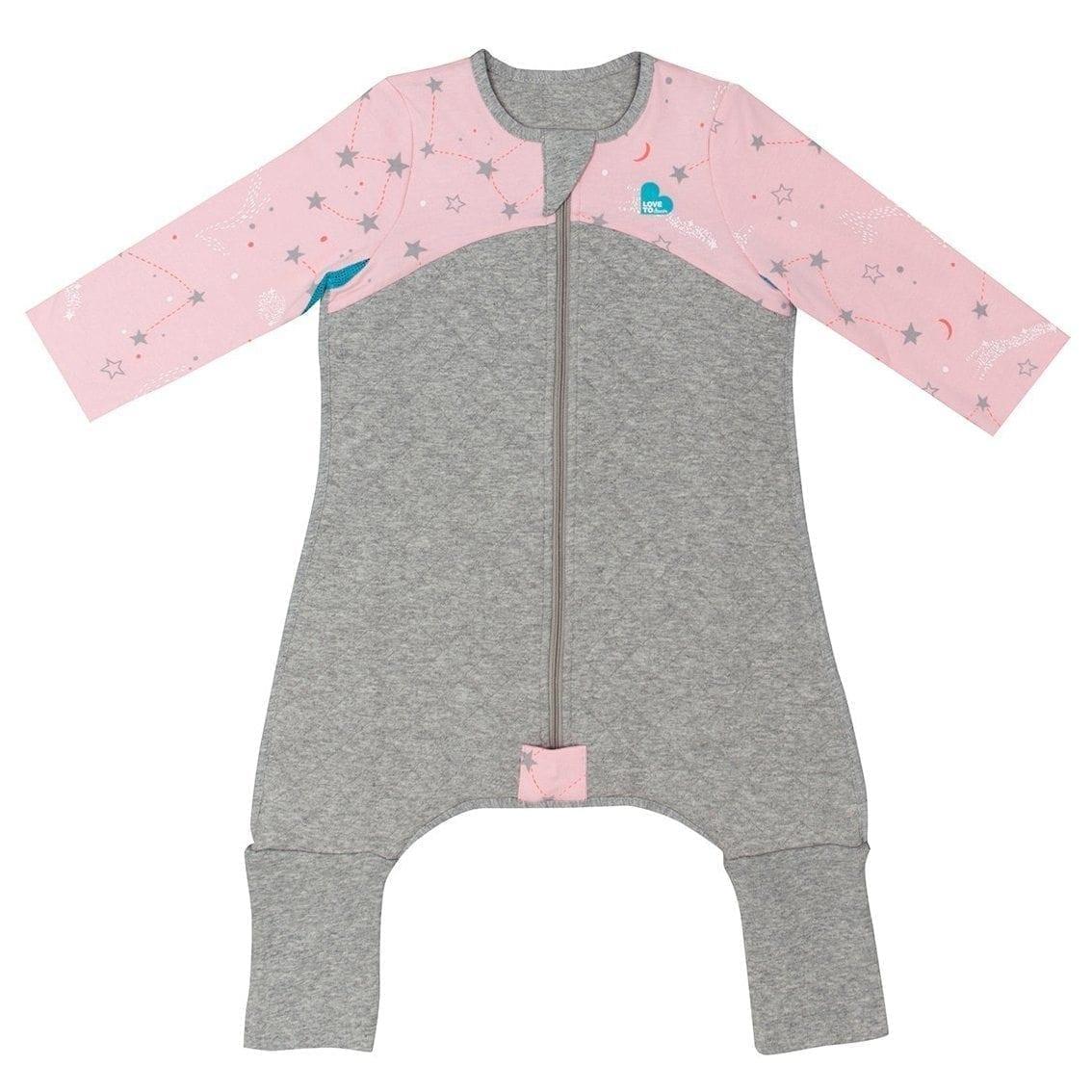 Love to Dream Sleep Suit Pink