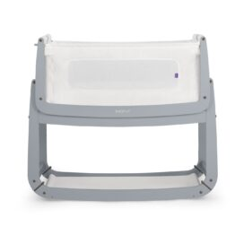 SnuzPod 3 Bedside Crib Dove Grey