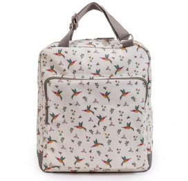 Pink Lining Wonder Bag Hummingbird