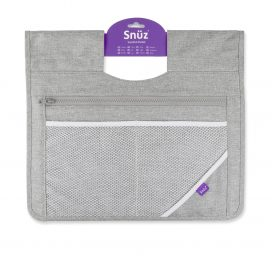 SnuzPod 3 Storage Pocket Dusk Grey