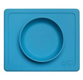 Ezpz Mini Bowl Blue