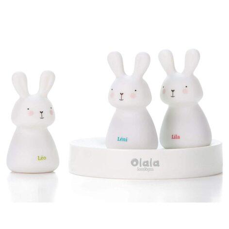 Olala Rabbits Trio Night Lights