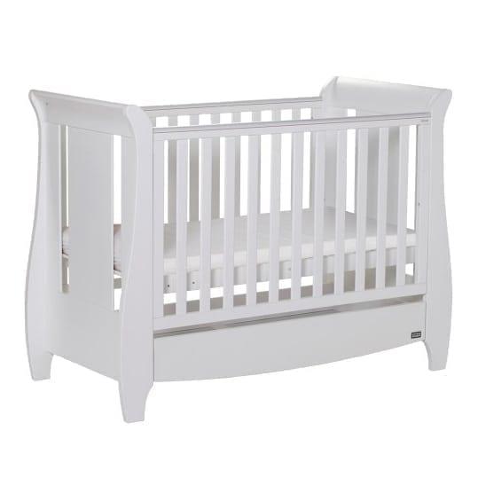 Tutti Bambini Katie Mini Cot Bed White