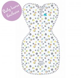 Love to Dream Swaddle Up Designer Polka Dots