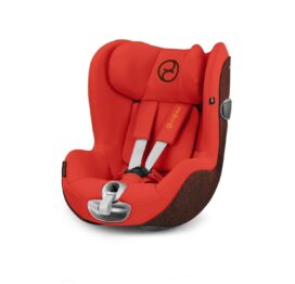 Cybex Sirona Z i-Size Car Seat Autumn Gold/Burnt Red
