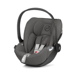 Cybex Cloud Z i-Size Car Seat Manhattan Grey/Mid Grey