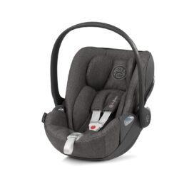 Cybex Cloud Z i-Size Car Seat Plus Manhattan Grey/Mid Grey