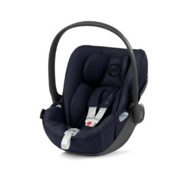 Cybex Cloud Z i-Size Car Seat Plus Midnight Blue/Navy Blue