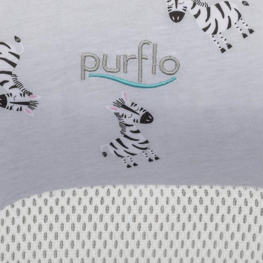 PurFlo Purair Breathable Nest Maxi Zebra