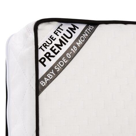 Silver Cross Cotbed Mattress Premium